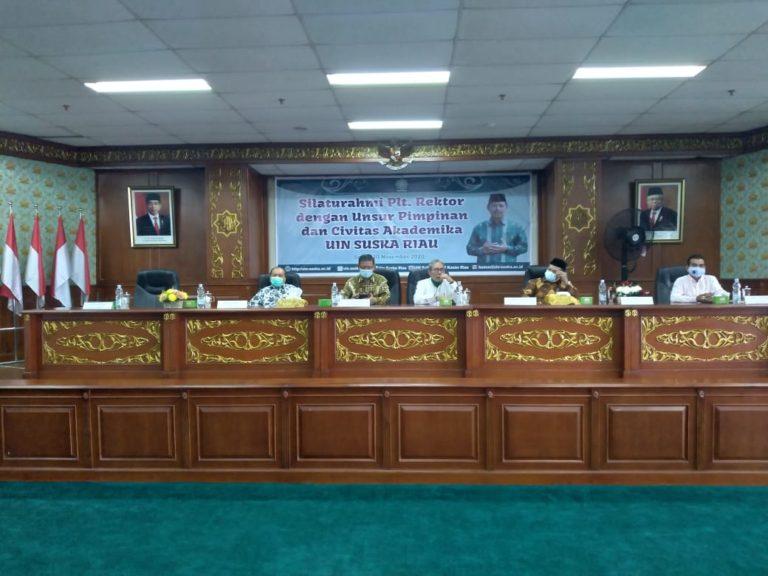 UIN Suska Riau Diminta Perkuat Pondasi Tata Kelola Administrasi Keuangan dan Pengembangan Akademik