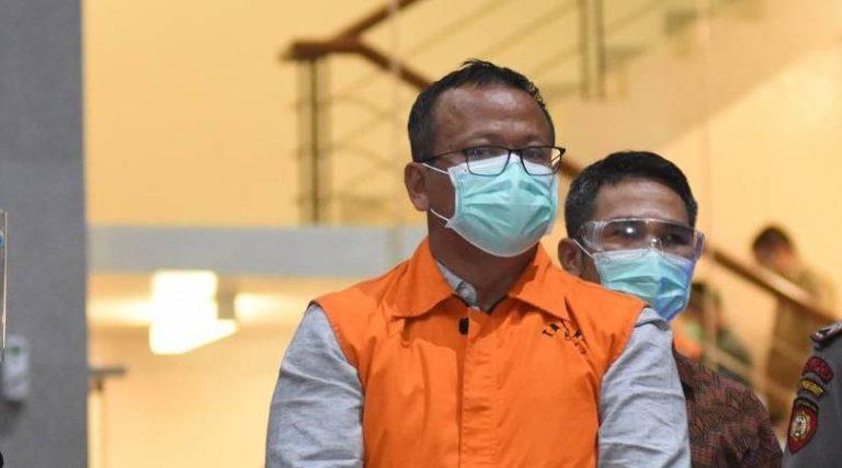 Minta Maaf, Edhy Akui Telah Khianati Kepercayaan Jokowi dan Prabowo