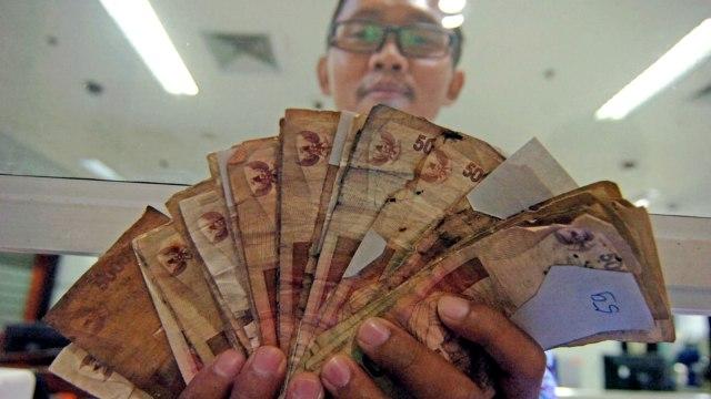 Mulai Besok, Bank Indonesia Buka Lagi Layanan Penukaran Rupiah Rusak