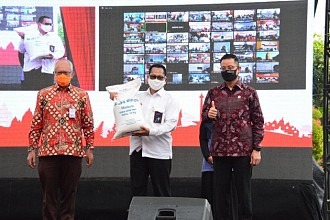 BULOG Tuntaskan Penyaluran Bansos Beras Kepada 10 Juta Penerima di Seluruh Indonesia