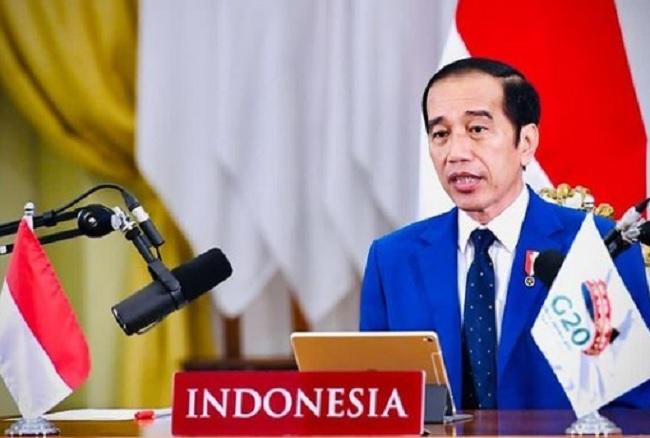 Jokowi Masuk dalam Daftar 50 Besar Muslim Berpengaruh 2021