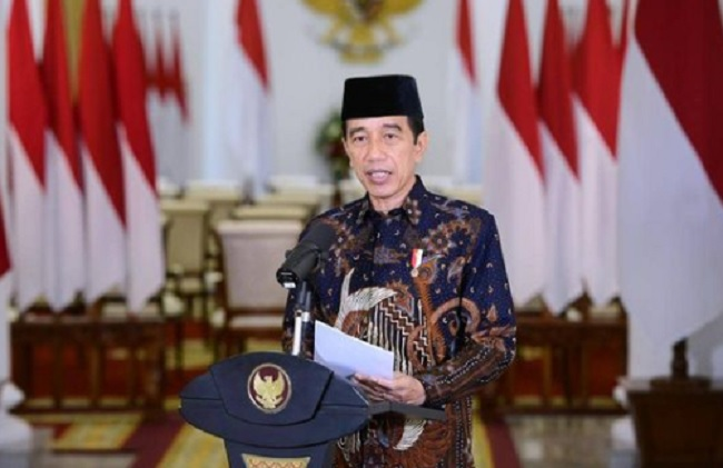 Jokowi Minta Santunan bagi Ahli Waris Korban Sriwijaya Air Diselesaikan