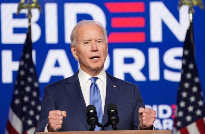 Joe Biden Dilantik Sebagai Presiden AS ke-46