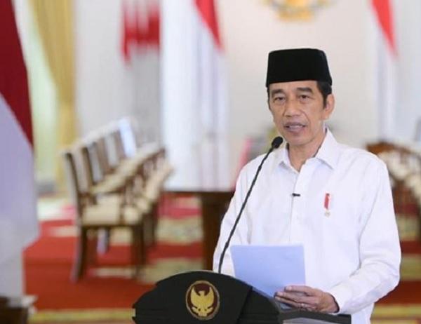 Jokowi Sebut Gerakan Menanam Pohon PDIP Sejalan dengan Program Pemerintah