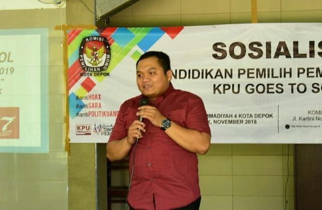 Debat Paslon Pilwalkot Depok Digelar Akhir November, Catat Tanggalnya!