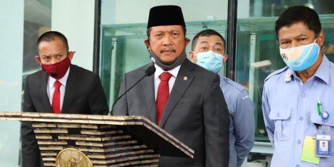 Wahyu Sakti Diisukan Ajak Relawan Jokowi Bergabung ke KKP