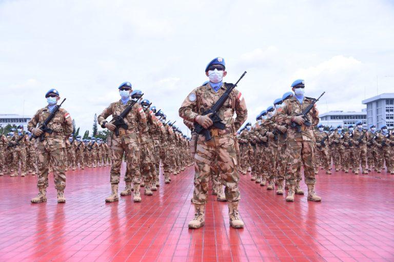 Panglima TNI: Dengan Prinsip 'To Win Heart and Mind', Misi Akan Berjalan dengan Baik