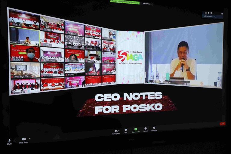 TelkomGroup Pastikan Kualitas Layanan Prima Menyambut Natal dan Tahun Baru
