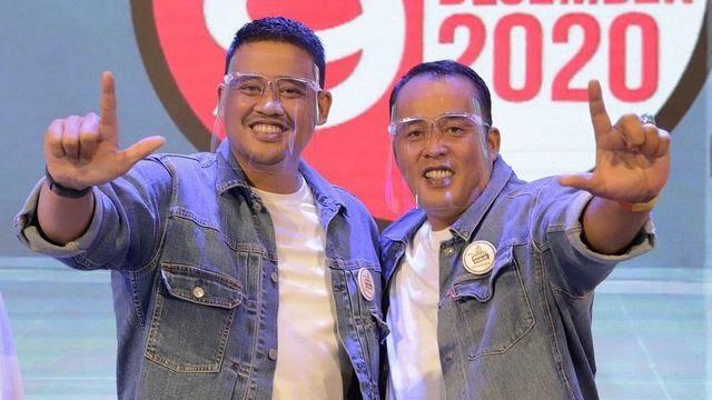 Akhyar-Salman Gugat Kemenangan Menantu Jokowi ke MK