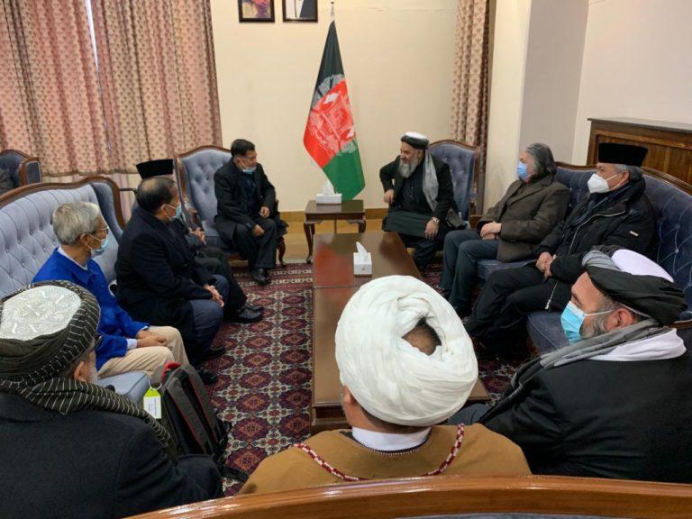 JK Bantu Afganistan Cari Solusi Keluar dari Konflik dan Kekerasan