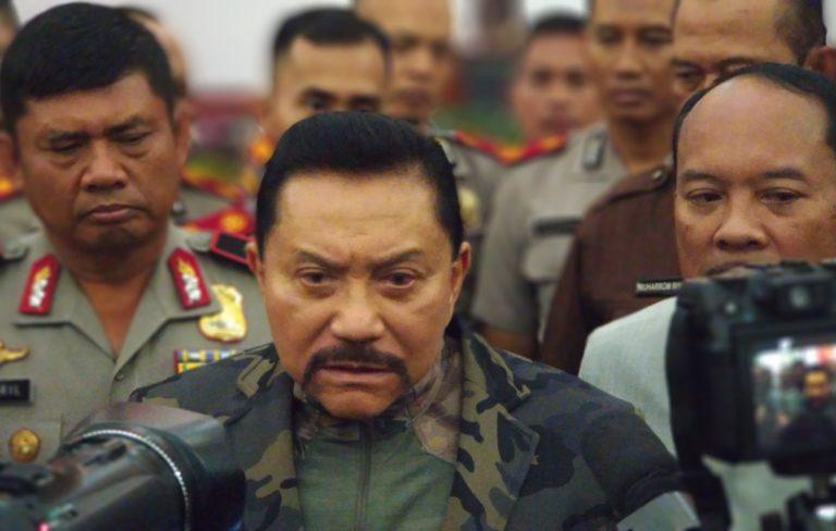Parodi Indonesia Raya, Hendropriyono: Kita Mulai Kehilangan Jati Diri