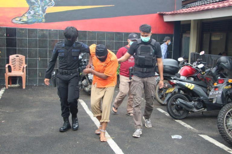 Polisi Pindahkan 23 Terduga Teroris dari Lampung ke Jakarta