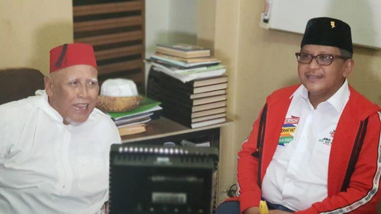 Berbelasungkawa, PDIP: Abdul Hayyie Naim Adalah Ulama NU yang Istikamah