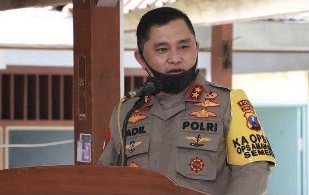 Jika Gagal Tangani Covid-19, Kapolda Metro Jaya Ancam Copot Kapolsek
