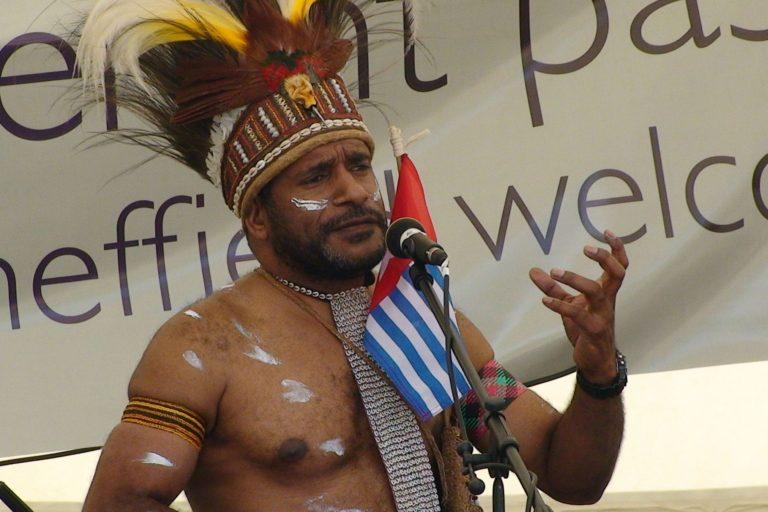 Deklarasikan Republik Papua Barat, ULMWP Tunjuk Benny Wenda Jadi Presiden