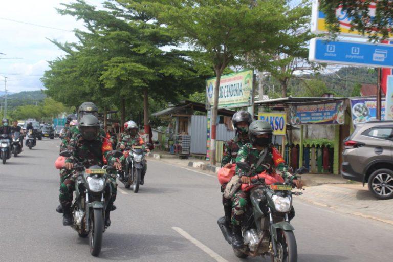 Hari Juang TNI AD, Pangdam Hasanuddin Bagikan 6.750 Sembako