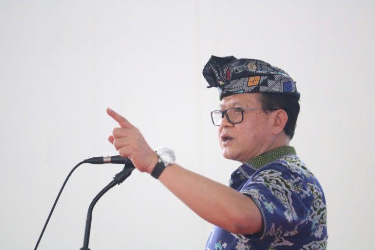 Rokhmin Dahuri optimistis Lombok Timur Bakal Maju dengan Pemanfaatan Potensi Kelautan dan Perikanan