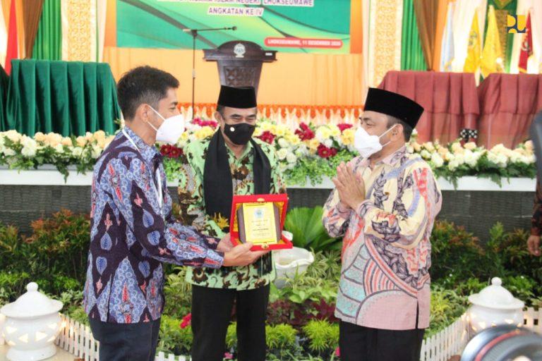 Dihadiri Menag, Kementerian PUPR Serahterimakan 3 Gedung Utama IAIN Lhokseumawe