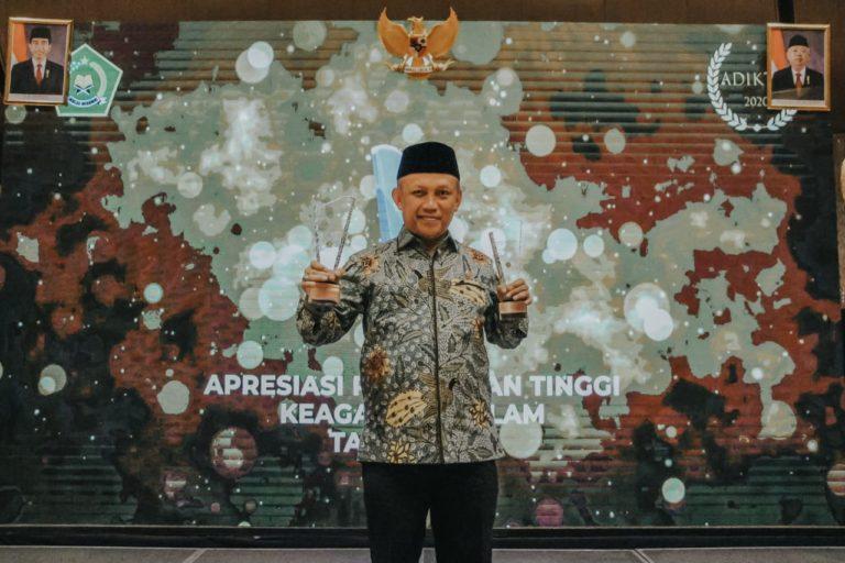 ADIKTIS 2020, UIN Bandung Raih Dua Penghargaan