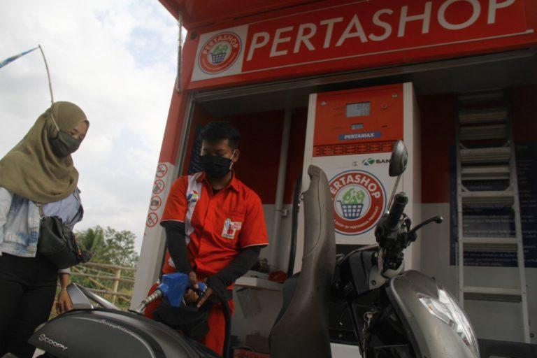 Tutup Tahun 2020, 106 Pertashop Hadir di Jawa Tengah dan DI Yogyakarta
