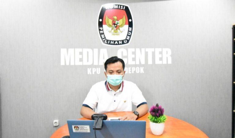 KPU Depok Rilis Tata Cara Pencoblosan di TPS saat Pandemi Covid-19