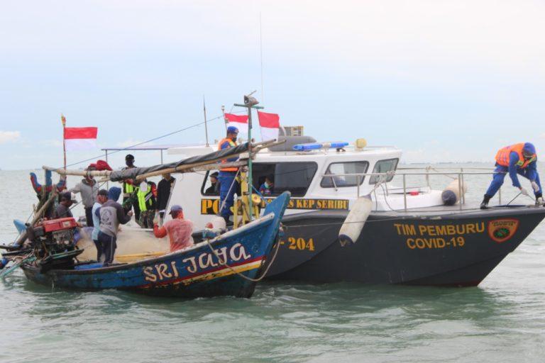 Cegah Penyebaran Corona, Polres Kepulauan Seribu Bentuk Tim Pemburu Covid-19