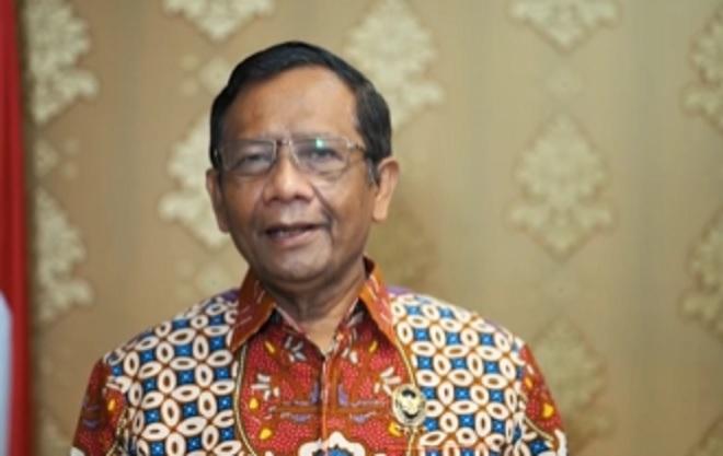 Mahfud MD Terkejut Dapati Kabar Ketua MUI Kecelakaan
