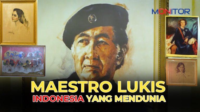Museum Basoeki Abdullah; Monumen Sang Maestro Pelukis Indonesia