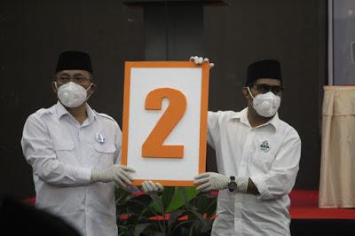 Tauhid-Jasri Unggul Sementara di Pilwako Ternate, Ini Kunci Suksesnya!