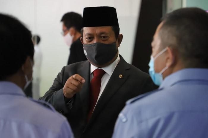 Menteri KKP Trenggono Tegaskan Ekspor Benih Lobster Masih Distop