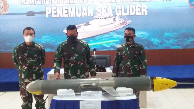 Pengamat Minta Pemerintah Tak Anggap Remeh Penemuan Drone Bawah Laut