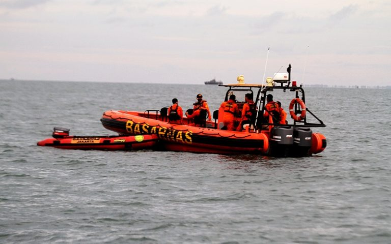 Tim SAR Temukan Potongan Tubuh Diduga Penumpang Sriwijaya Air SJ 182