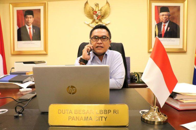 Meski Pandemi, KBRI Panama Tetap Maksimalkan Promosi Budaya Indonesia