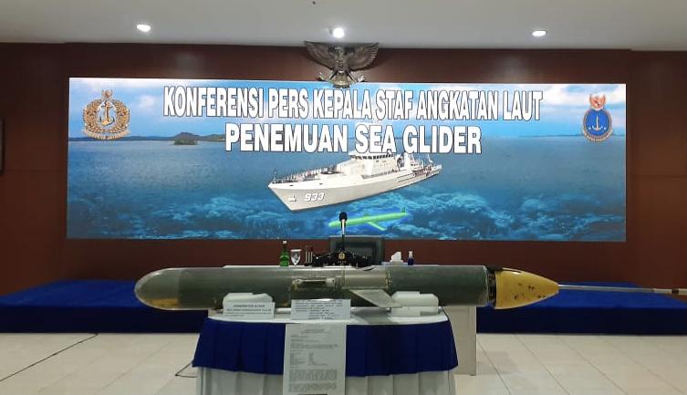 Soal Drone Bawah Laut, ISSES: Berpotensi Mengancam Kedaulatan