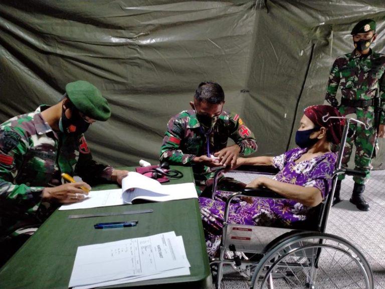 Tak Hanya Korban Bencana, RS Lapangan Kostrad Juga Bantu Warga Sulbar Lainnya