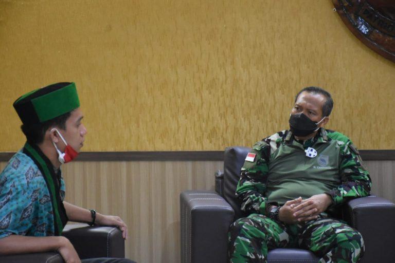 HMI dan TNI Punya Tujuan yang Sama