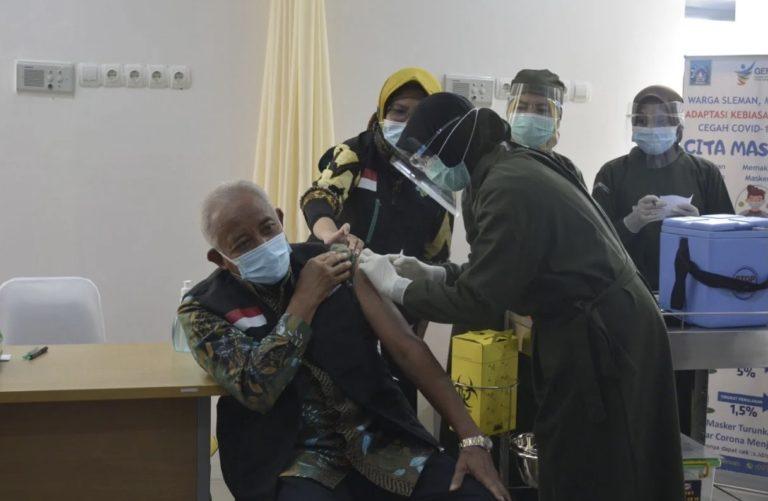 Pemerintah Ubah Syarat Skrining Vaksinasi Covid-19