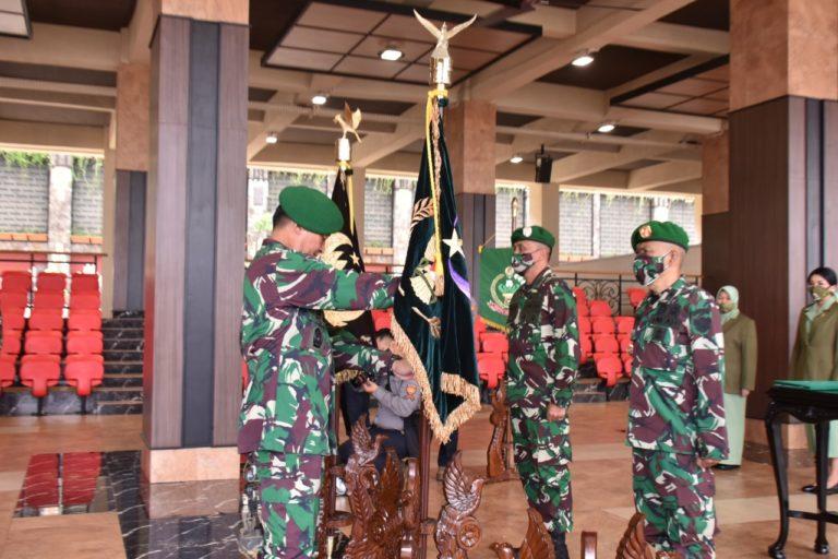 Kasad Rotasi Tiga Jabatan Kepala Dinas di Jajaran TNI AD