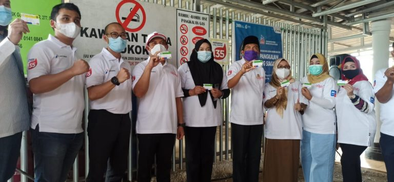 Kartu Pelanggan Resmi Launching, Pertamina dan Pemkot Bengkulu Pastikan Penyaluran LPG 3 Kg Tepat Sasaran