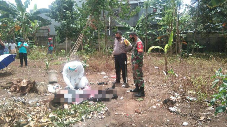 Heboh, Warga Depok Temukan Mayat Tanpa Identitas di Lahan Kosong