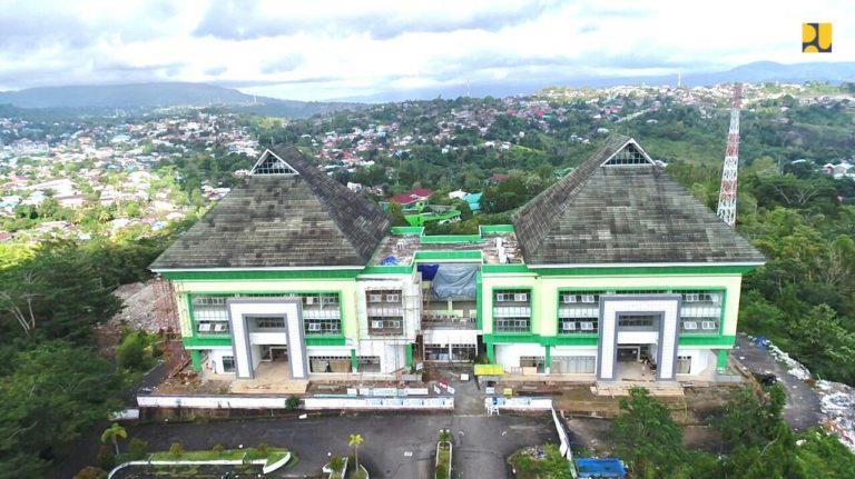 Kementerian PUPR Selesaikan Rekonstruksi IAIN Ambon dan 20 Sekolah Pasca Bencana Gempa