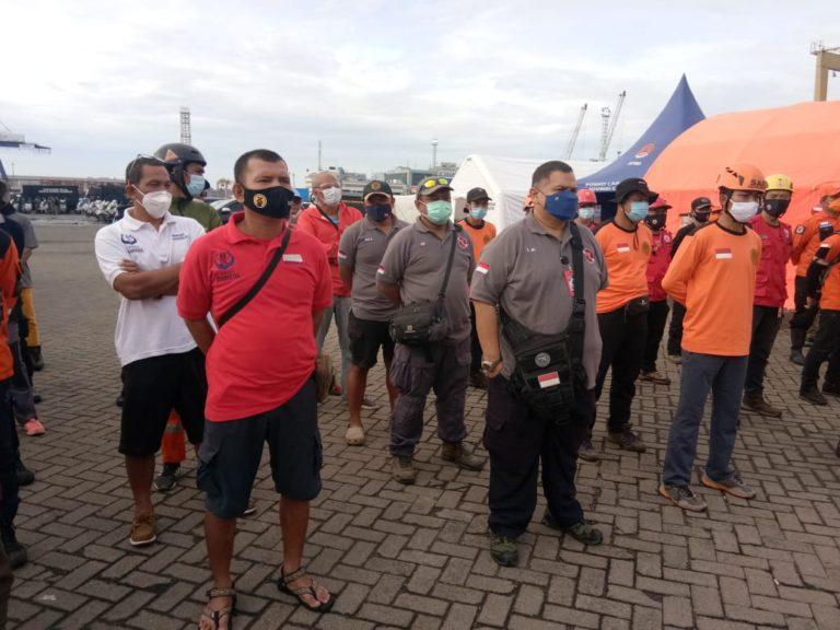 Cari Sriwijaya Air, Basarnas Terjunkan Penyelam Profesional