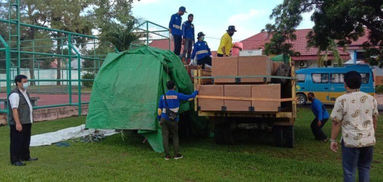 Kemendikbud Salurkan Bantuan Bagi Korban Banjir Kalimantan Selatan