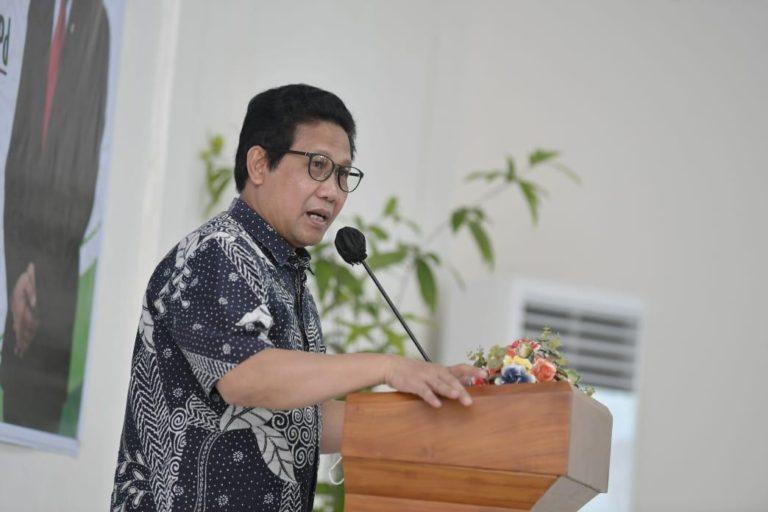Gus Menteri Bangun Kerjasama Stakeholder untuk Tingkatkan SDM Desa di Maluku-Maluku Utara