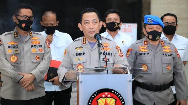 Kapolri Ingin Rekrut Pegawai KPK, LSAK: Jaga Wibawa Lembaga Dong!