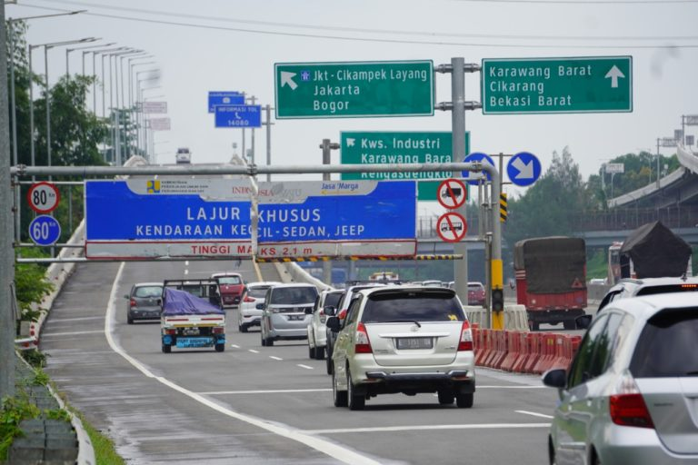43 Tahun, Jalan Tol Jasa Marga Tetap Andalan Warga
