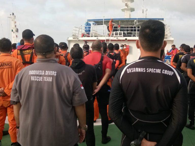 Cerita Penyelam; Evakuasi Jenazah Korban Sriwijawa Air SJ182