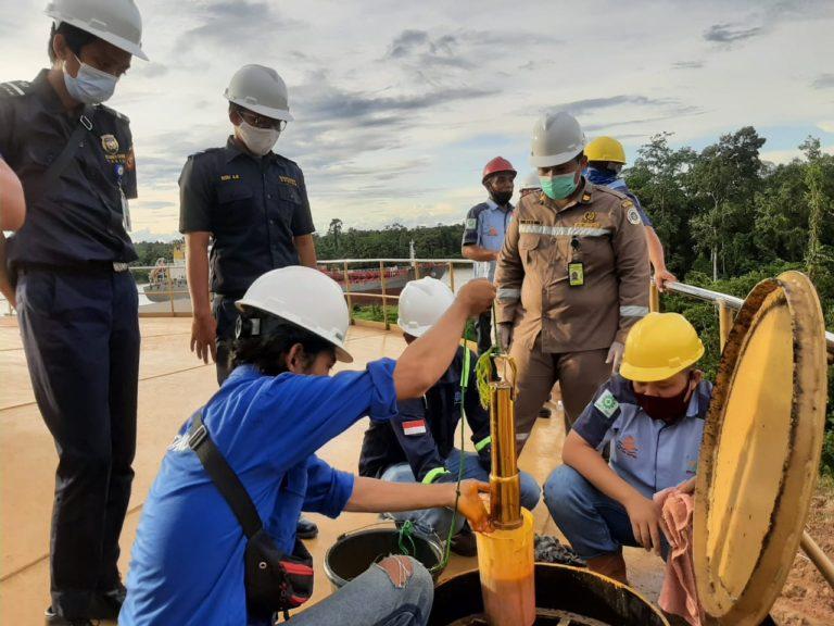 Boven Digoel Buka Keran Ekspor CPO Perdana ke India