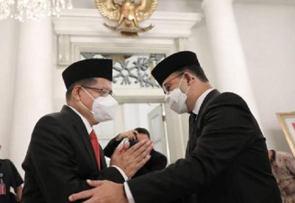 Usai Dilantik, Anies Minta Sekda Atasi Krisis di Masa Pandemi