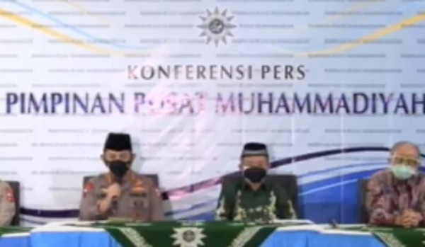 Kunjungi NU-Muhammadiyah, DPR: Kapolri Paham Kondisi Sosiologis Masyarakat Indonesia